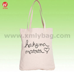 Nature Blank Cotton Tote Bags,Reuseable Shopping Bag