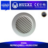 Round Weather Louver with Filter Netting