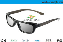 Konka TV circular polarized 3d glasses with fashionable style