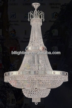 hotel foyer decorative crystal lamps and lighting