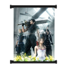 scroll painting poster, scrolling photo poster