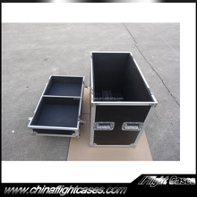 High Quality Speaker Road Case for 2 x HK Audio Speakers with Caster Board