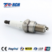 spark plug for motorcycle/motorbike,hot sale in India market motorcycle spark plug