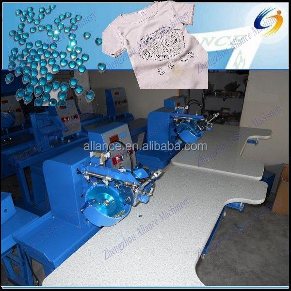 rhinestone applicator machine