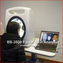 3D Face Camera /Woods Lamp Reveal Skin Analysis Machine