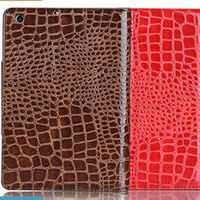 2015 Wholesale China Top selling manufacture price pu leather covers cases for ipad mini