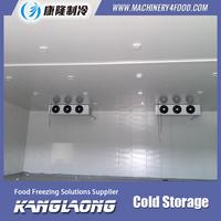 2015 New Design New Technology Cold Storage For Potato