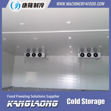 2015 New Design New Technology Cold Storage For Potato