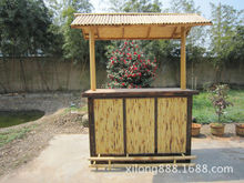 bamboo products Outdoor tiki bar - hot sells products ZH11041