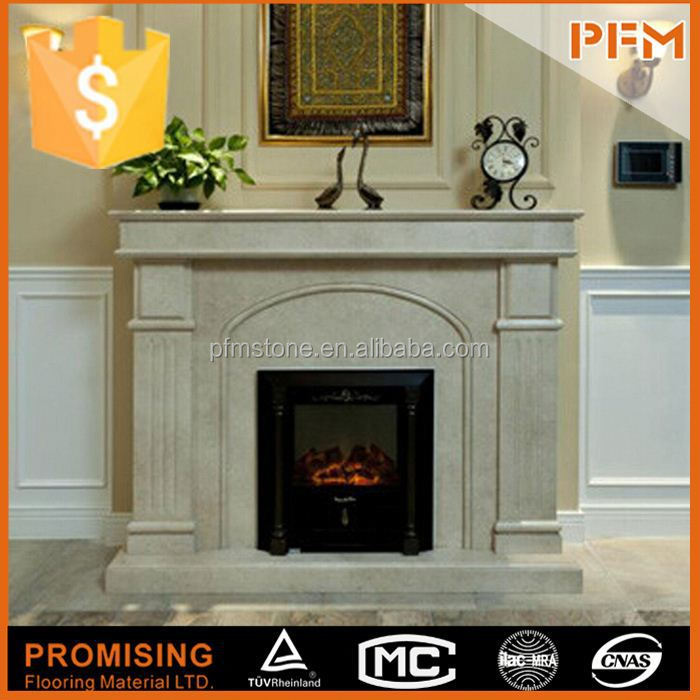 Building Decoration Luxury American Fireplace European
