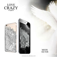 Creative Custom Design Angel PC Mobile Phone Case Shell Accessories For iPhone 6 Case
