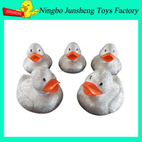 Bling Big Rubber Duck Toy