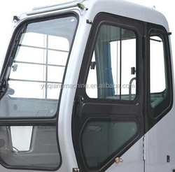 Supply used Excavator komatsu cabin parts for pc200-7 /pc200-8 cab