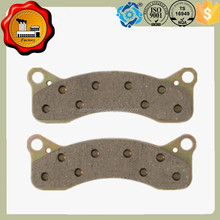 Organic Brake Pad For Corvette D20