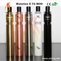 Wholesale price full mechanical battery mod Mutation X Mech MOD 22mm Authentic