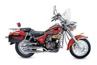 FH150-7F 150cc lifan engine HARLY desgine motorcycle