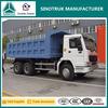 High Quality Howo Medium Volume Sand Tipper Truck for Sale