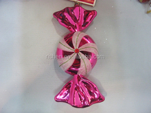 Cheap And Hot Sale Christmas Decoration Candy /christmas Hanging Decoration/xmas Door Christmas Ornament For Decoration