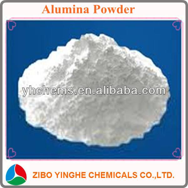 High Alumina Sand : High temperature calcined alumina powder nano