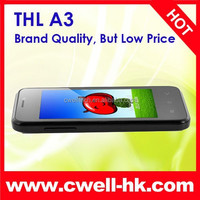 Wholesale THL A3 Smartphone MTK6572 Quad Core 3.5 Inch Android 4.2 Factory Directly With Best Cheap Low Price