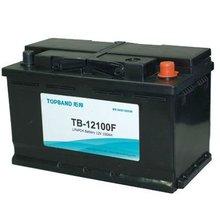 batería recargable de iones de litio de la batería de 12V 100Ah LiFeO4 LFP