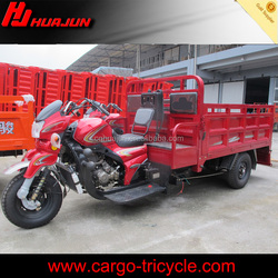 heavy load tricycle gas powerd with fast speed