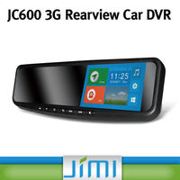 New est 3G Smart Rearview Mirror DVR usb gps antenna for android tablet for car 2015