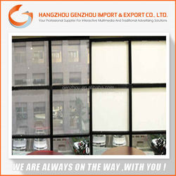 Colored Protection Glass Films Type Decorative Function Smart Film