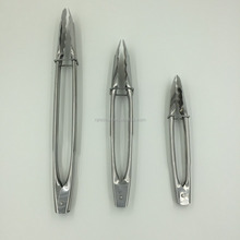 2015 popular stainless steel cooking tongs