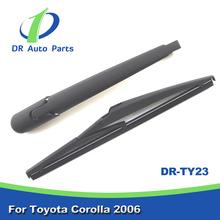 Rear Wiper Blade For Toyota Corolla 2006