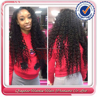 Afircan america style afro kinky curl black men lace front wigs