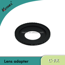 Kernel for C-Mount Movie Lens to Fujifilm X Mount Fuji X-Pro1 Camera Adapter Ring C-FX