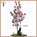 Projetado azaléia artificial árvore para venda de exportação