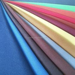 Sofa Upholstery Fabric/ TC Backing Linen Look Fabric/One Tone Linen Fabric