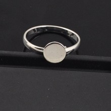 Hot Selling Simple Designs Cheap Stainless Steel Finger Ring Setting Wholesale