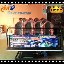 Amazing amusement part 5d 7d 9d 12d xd Mobile cinema mobile truck cinema easy move easy work