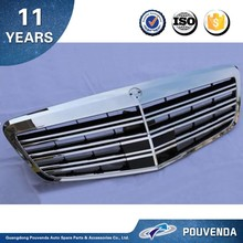 W221 Chromed AMG Front Bumper Grille For Mercedesbenz S-class S65 Front Grille auto parts from Pouvenda