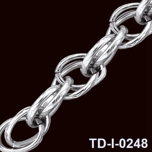 hotsale jewellry accessory chain strap handbag