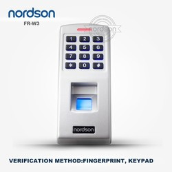 FR W3 Network biometric door lock with usb TCP IP fingerprint access control