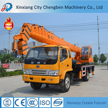 Workshop Price BMC Used 10 ton Truck Load Crane