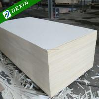 High Grade 18mm White Melamine Plywood for Furniture