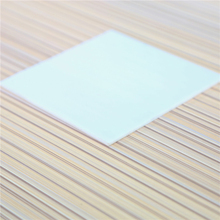 Long lifetime factory directly construction roof bayer materials solid polycarbonate sheet for door rain roof