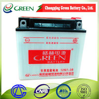 O.E.M Quality of Motorcycle parts of motorcycle battery ,Various model with super A grade , hot selling!!