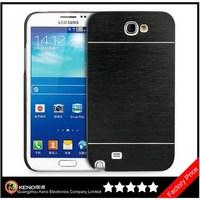 Keno Fashion Luxury Brushed Aluminium Metal Hard Case Cover for Samsung Galaxy Note2 7100