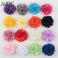 2016 artificial flower high-grade hair clip tic tac
