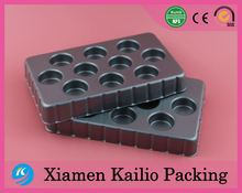 Singapore Market Popular Eco-friendly PP Disposable Plastic Compartment Tray