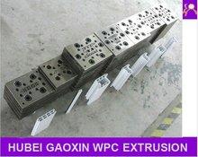 PVC ceiling plastic extrusion mould