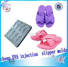 Automatic EVA multi-cavity outsole mould injection making mold