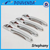 High Quality Chrome Accessories Door Handle Cover for Jeep Patriot 2011+