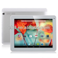 2014 new 9.7 inch 3G tablet GPS Android 4.2 MTK8382 quad core tablet built in TV M978